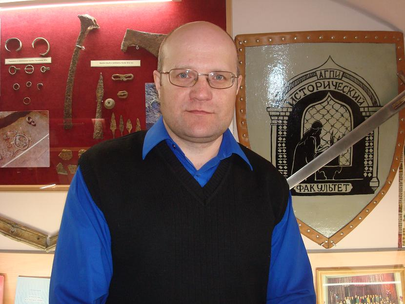 Ганюшин Михаил Евгеньевич