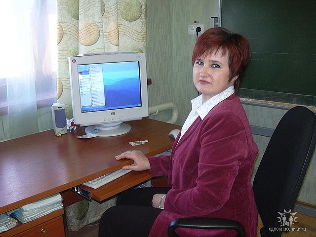 Обидина Надежда Анатольевна