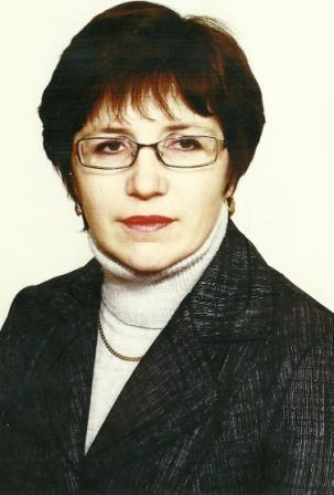 Дзюрич Елена Алексеевна