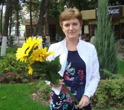 Гарбуз Светлана Алексеевна