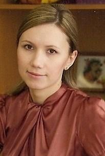 Штуркина Наталья Сергеевна