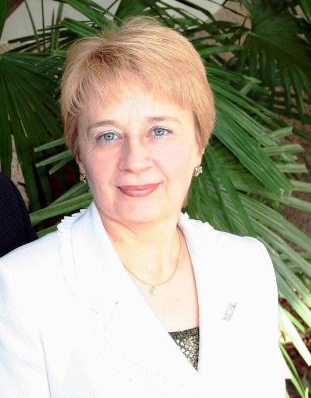 Бурыкина Надежда Бояновна