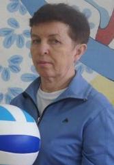 Гафурова Надежда Алексеевна