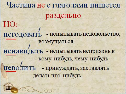 Анализ контрольных работ по русскому языку в начальных классах по годам.
