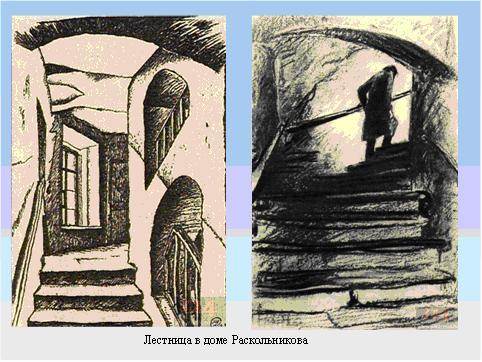 конспект урока преступление и наказание питербург достоевского