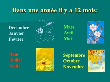 французский язык презентация знакомство