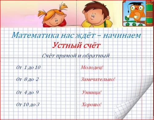 Презентация Загадки 1 Класс