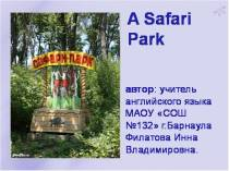 A Safari Park