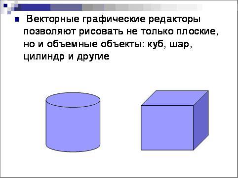 тест растровая и векторная графика:
