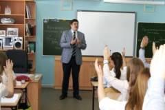 Лучшим учителем России - 2015 стал 25-летний преподаватель истории из Самарской области