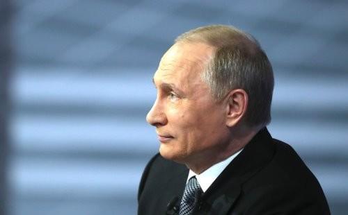 Владимир Владимирович Путин