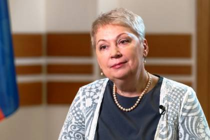 Ольга Васильева утвердила проект сообразно созданию системы учительского роста