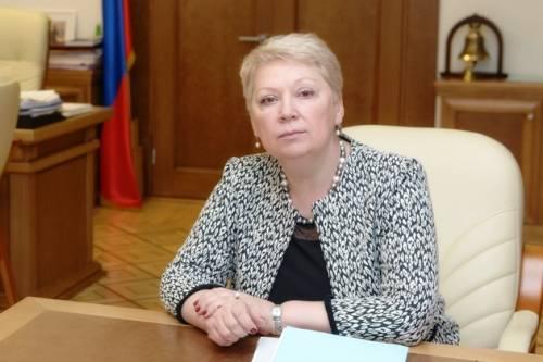 Сегодня основной возраст учителя у нас 45-52 года - Ольга Васильева