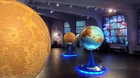 Астрономия способен обязательным предметом на школах не без; нового учебного года