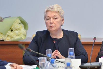 Министр образования рассказала о проверке медалистов, а также о коррупции на школьных олимпиадах