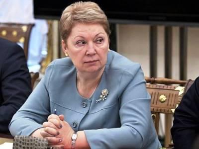 Ольга Васильева: в школьных классах должно учиться 12-14 человек
