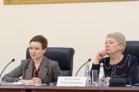 В Минобрнауки России обсудили вопросы повышения квалификации учителей, ФГОС, экспертизу и качество учебников