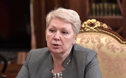 Ольга Васильева: В России сейчас нет дефицита учителей