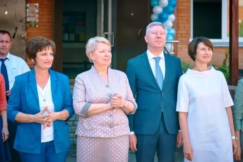 Министр просвещения РФ