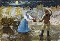 Инсценировка сказа Павла Петровича Бажова «Синюшкин колодец»