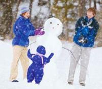 """Консультация для родителей """"На прогулке в начале зимы"""""""
