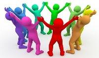 Создание условий для развития личности в коллективе.