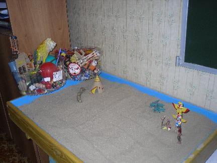 Арт-терапия в работе психолога: песочная терапия