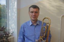 Начальное обучение игре на тромбоне в музыкальном объединении дополнительного образования детей