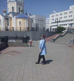 Волошина Юлия Александровна