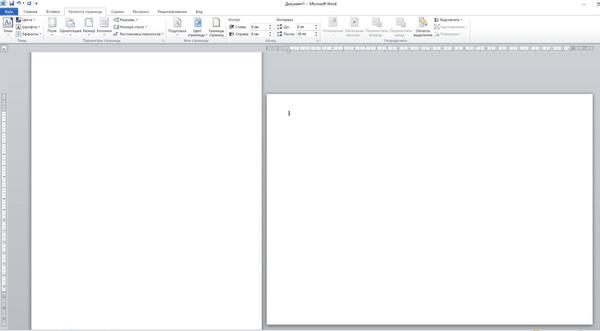 Как сделать в ворде одну страницу вертикальную 950